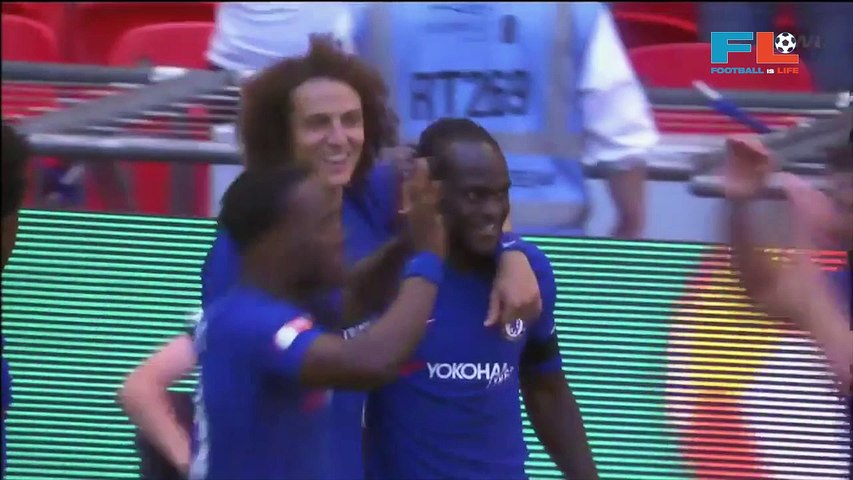 HIGHLIGHT | Arsenal beat Chelsea (4-1) on penalties for deserved Community Shield win