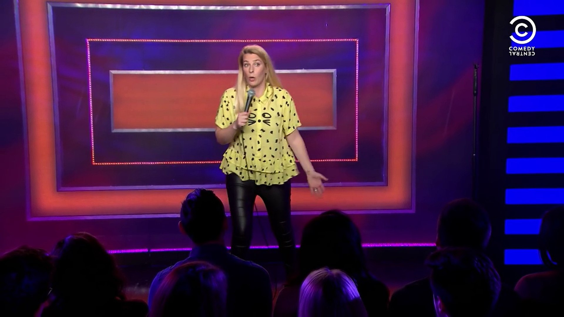 Sara Pascoe on Ru Pauls Drag Race | Comedy Central at the Comedy Store