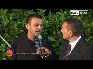 Icaro Sport. Premio Sport Valmarecchia 2017
