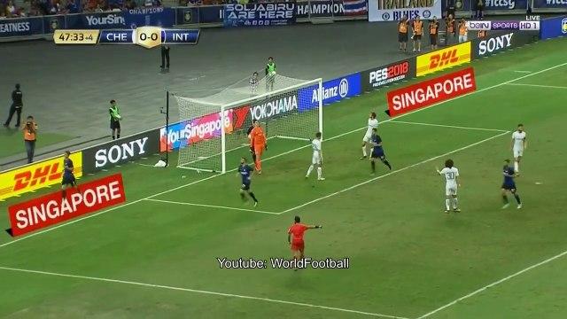 Inter Milan vs Chelsea 2-1 _ All Goals _ International Champions Cup 2017