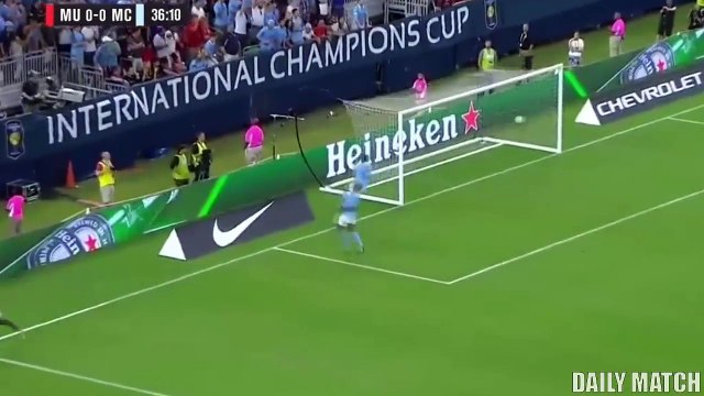 Manchester United vs Manchester City 2-0 - All Goals & Highlights - Friendly 20