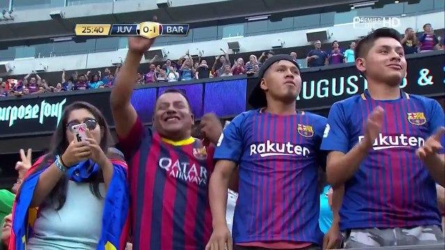 Juventus vs Barcelona 1-2 - All Goals & Highlights - Friendly 22_07_2017 HD