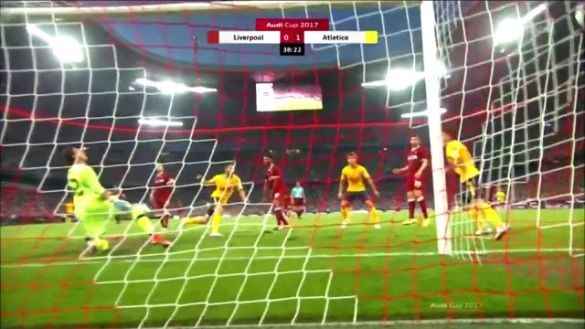 Liverpool vs Atletico Madrid 1-1(4-5) Penalty Shootout (Final Audi Cup 2017) Hig