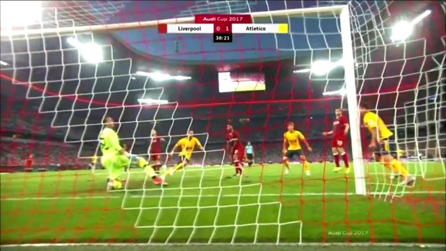 Liverpool vs Atletico Madrid 1-1 (Final Audi Cup 2017) All Goals & Highlights HD