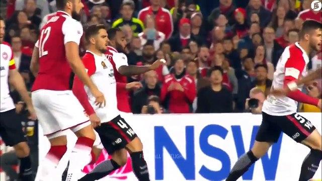 Western Sydney vs Arsenal 1-3 - Highlights & Goals - 15 July 2017