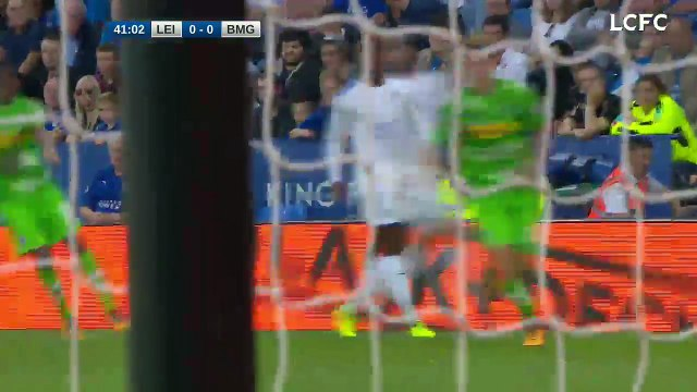 Leicester City vs Borussia M 2-1 All Goals & Highlights 04.08.2017 HD English