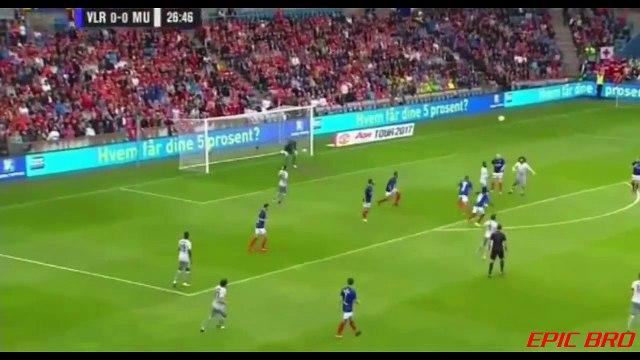 Valerenga vs Manchester United 0-3 All Goals & Highlights Friendly 30.07.2017