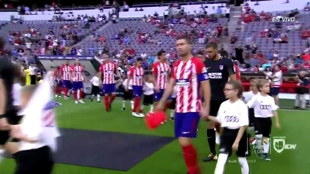 Atletico Madrid vs Napoli 2-1 (Audi Cup 2017) All Goals & Highlights HD 01_08_20