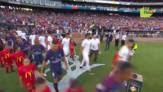 Roma vs PSG 1-1 (3-5) - All Goals & Penalty Shootout 20_07_2017 HD