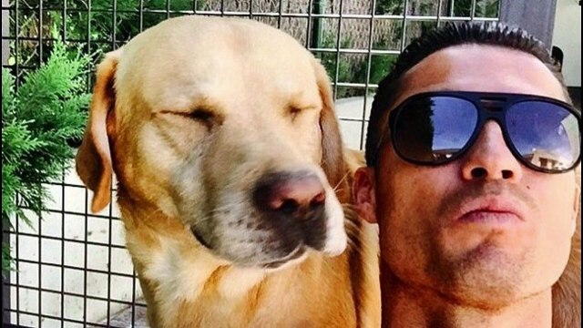 FAMOUS FOOTBALLERS AND THEIR DOGS! _ FunChannel _ HD