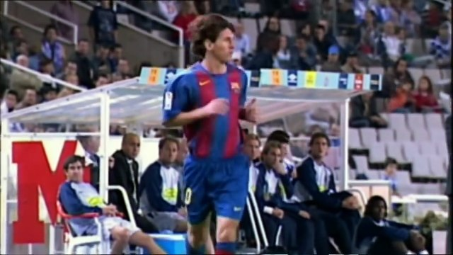 THE STORY OF LIONEL MESSI! - NEVER GIVE UP! _ HD