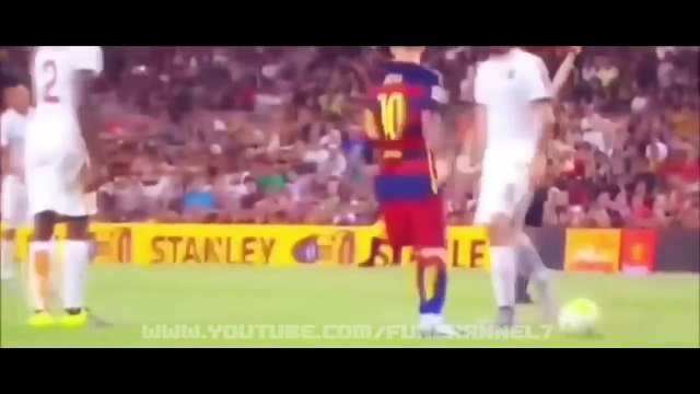 When messi gets angry. _ HD