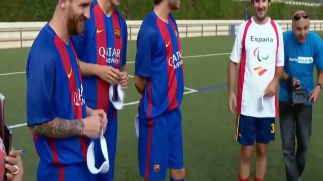 HAHA! Funniest moments of Lionel Messi