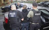 Reportan cientos de arrestos en operativos contra inmigrantes indocumentados en EE.UU.