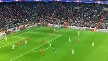 Cenk Tosun'un '2017 Yılın Golü' Seçilen Benfica'ya Attığı gol