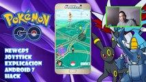 Faux mouche aller pirater ★ localisation GPS pokemon GPS corriger les erreurs ★