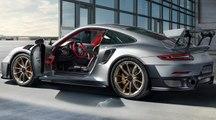 2018 Porsche 911 GT2 RS VS Mercedes-AMG GT