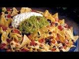 Receta de nachos con aderezo / Recipe of nachos with dip