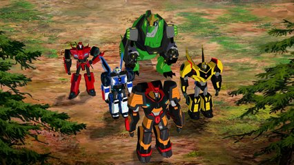 Transformers: Robots in Disguise: Combiner Force: Episode 9: Out of the Shadows (HD)