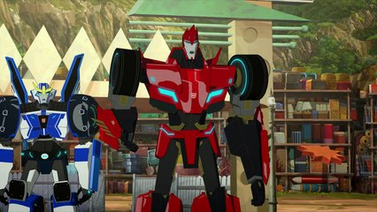Transformers: Robots in Disguise: Combiner Force: Episode 10: Disordered Personalities (HD)