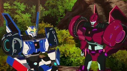 Transformers: Robots in Disguise: Combiner Force: Episode 11: Guilty As Charged (HD)