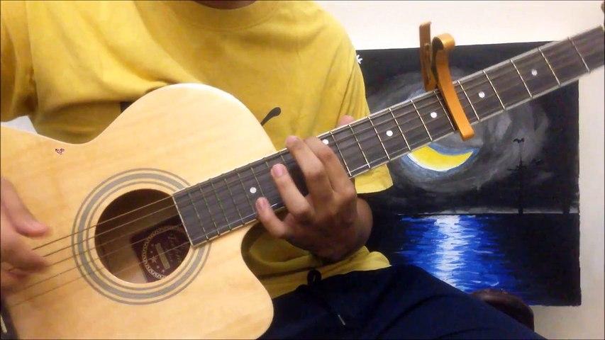 MIKAZUKI SAYURI (Guitar fingerstyle cover)(Ranpo Kitan Game of Laplace ED)