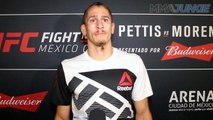 Niko Price delivered on promise, ready for more big wins following UFC Mexico