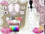 Diseñador de dibujos animados de Barbie diseñador de boda Barbie svedebny