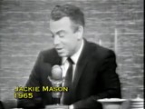 Jackie Mason Merv Griffin 1965