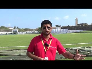 Cricket World Live from Galle, Sri Lanka v India 1st Test Preview