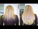 Cómo hacer crecer el cabello en días, (METODO: Rápido, sencillo, casero y muy económico)