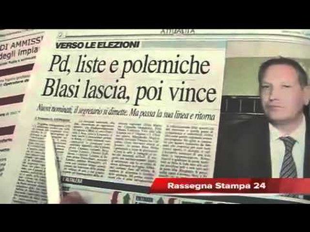 Leccenews24 notizie dal Salento in tempo reale: Rassegna Stampa 09-01