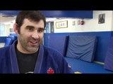 En route vers Londres : portrait de Sergio Pessoa, judoka