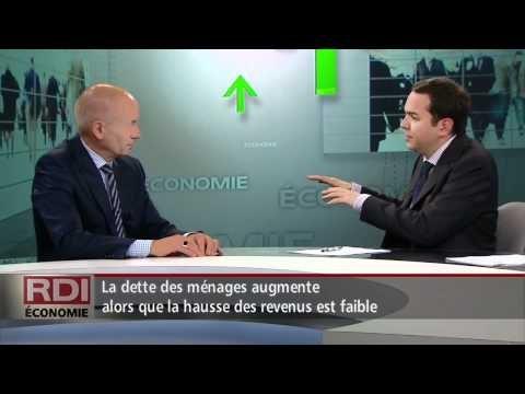 RDI Économie - Maurice Marchon