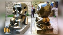 Most Bizarre Public Monuments & Sculptures from Around the World