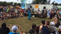 Concours de déguisements au camping du Bout du Monde