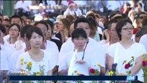 72 ans après Hiroshima, le Japon se recueille