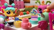 Minişler: Masal Zamanı - Minişler Cupcake Tv - Littlest Pet Shop -LPS Minişler Türkçe