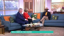 will.i.am Was Accosted by Ruth and Eamonn While Leaving a Lift | This Morning