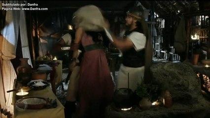 La tierra prometida cap 254 y cap 255 español. Los soldados de Jerusalen planean secuestrar a Aruna