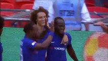 0-1 Victor Moses Goal HD - Arsenal 0-1 Chelsea 06.08.2017 FA Community Shield