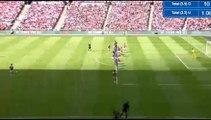 Sead Kolasinac Goal HD - Arsenal 1-1 Chelsea 06.08.2017 FA Community Shield