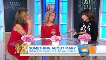 Mary Steenburgen Gushes Over Hubby Ted Danson: I Am So Lucky | TODAY