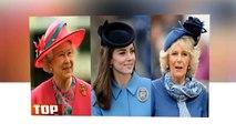Queen Elizabeth Gives Kate Middleton $10 Million Royal Necklace: Camilla Parker Bowles Goe
