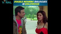 DOUBLE Meaning Dialogues In Bollywood Films