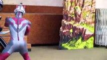 劇場版ウルトラマンX きたぞ!われらのウルトラマン 公開記念スペシャルショー 第2話 ウルトラマン&ティガ登場 Ultraman X
