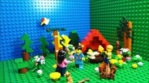 Bricking Science in The Discovery of Penicillin StopMotion Lego Animation