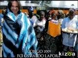 Acnur Congo 2009 - Osvaldo Laport Embajador de Buena Voluntad del ACNUR