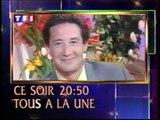 """TF1 - 3 Janvier 1992 - Pubs, bande annonce, début """"Club Dorothée"""""""