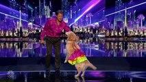 America's Got Talent 2016 Jose & Carrie The Dancing Dog Full Judge Cuts Clips S11E10 , tv series show 2018